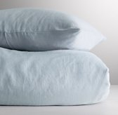 Garment-Dyed Linen Duvet Cover