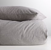 Garment-Dyed Ticking Stripe Sham
