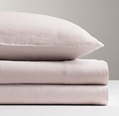 Garment-Dyed Linen Standard Pillowcase