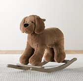Cuddle Plush Animal Rocker - Dog