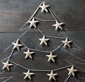 Wool Felt Star Garland