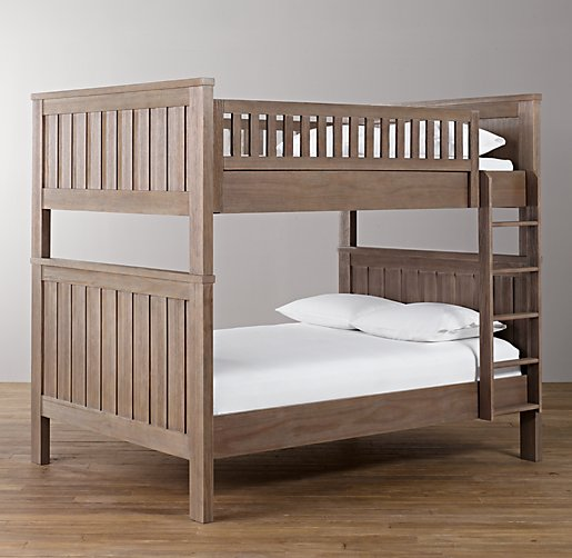 Kenwood Full Over Full Bunk Bed