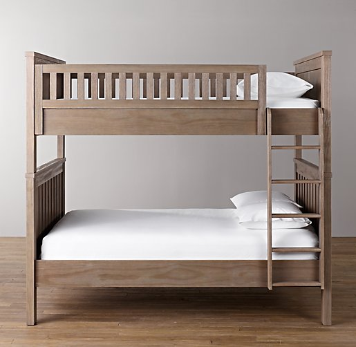 Kenwood Full over Full Bunk Bed
