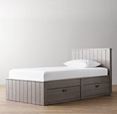 Haven 4-drawer storage bed