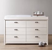 Haven Wide Dresser & Topper Set