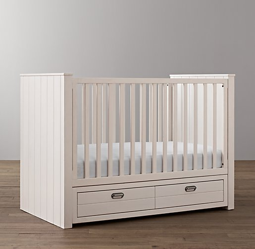 Haven Storage Panel Crib