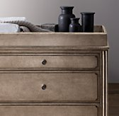 Marcelle Wide Dresser Topper