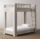 Callum Platform Twin-Over-Twin Bunk Bed
