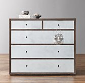 Delaney Mirrored Dresser
