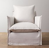 Shelter Swivel Glider with Slipcover