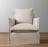 Classic Shelter Swivel Glider Slipcover Only