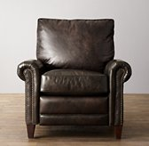Carleton Leather Recliner