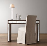Delaney Mirrored Desk
