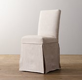 Asher Chair Fabric Custom Slipcover