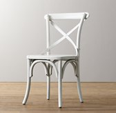 Madeleine Desk Chair - White