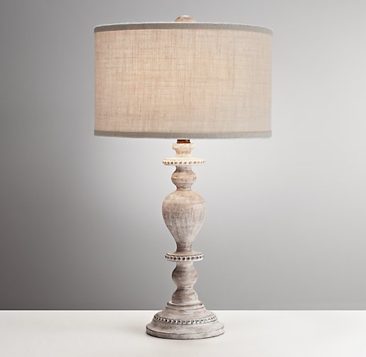 Francis table lamp base aloadofball