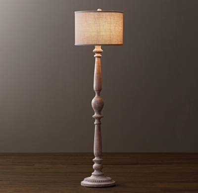 Francis floor lamp base aloadofball Choice Image