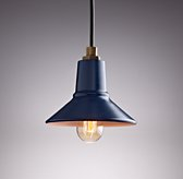 Barn Small Pendant Navy