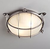 Mariner's Flushmount Antique Brushed Nickel