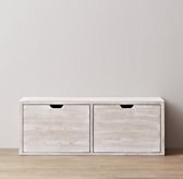 Tribeca Storage - Double Drawer