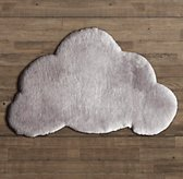 Natural Sheepskin Cloud Wool Rug
