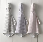 Trellis Turkish Hooded Towel - Baby