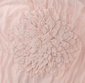 Washed Appliquéd Fleur Bedding Swatch
