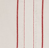 Vintage Baseball Stripe Bedding Swatch