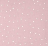 Dotted Voile Bedding Swatch