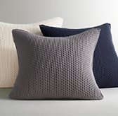 Chunky Cotton Knit Pillow Cover