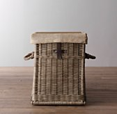 Bryce Wicker Side Table