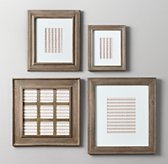 Weathered Frames - Natural