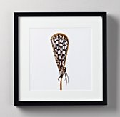 Vintage Sports Gear Photography - Lacrosse Stick