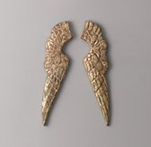 Small Gilt Angel Wings