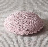 Crocheted Floor Pillow - Petal