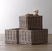 Normandy Shelf Storage Basket