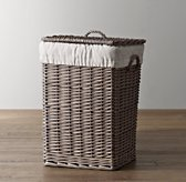 Textured Cotton Normandy Hamper Liner