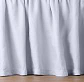 Garment-Dyed Linen Skirt