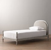 Belle Upholstered Platform Bed