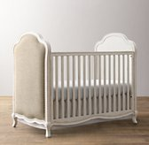 Marceline Upholstered Crib