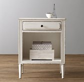 Marcelle Open Nightstand