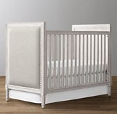 Marcelle Upholstered Crib