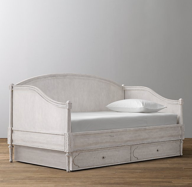 Bellina Arched Panel Daybed Trundle Set