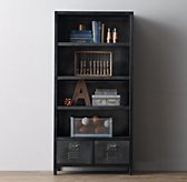 Vintage Locker Bookcase