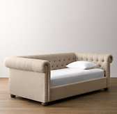 Chesterfield Upholstered Daybed