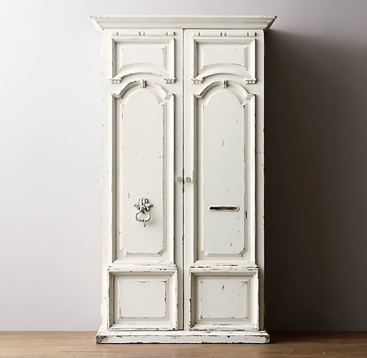 Click to Zoom - 19th C. Porte Armoire