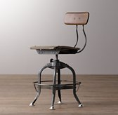 Mini Vintage Toledo Chair - Steel
