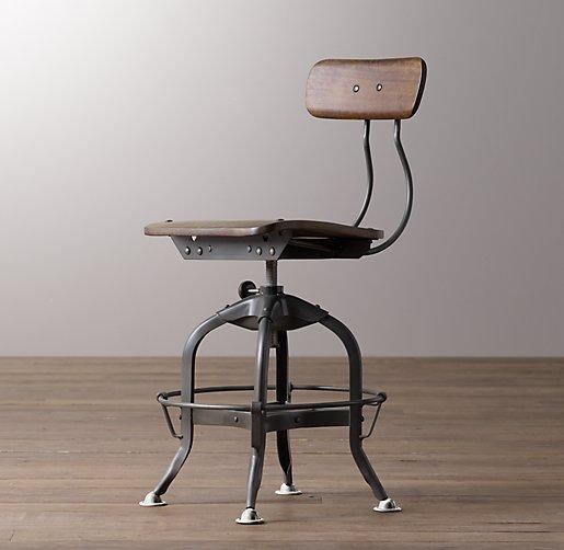 Mini Vintage Toledo Chair Steel