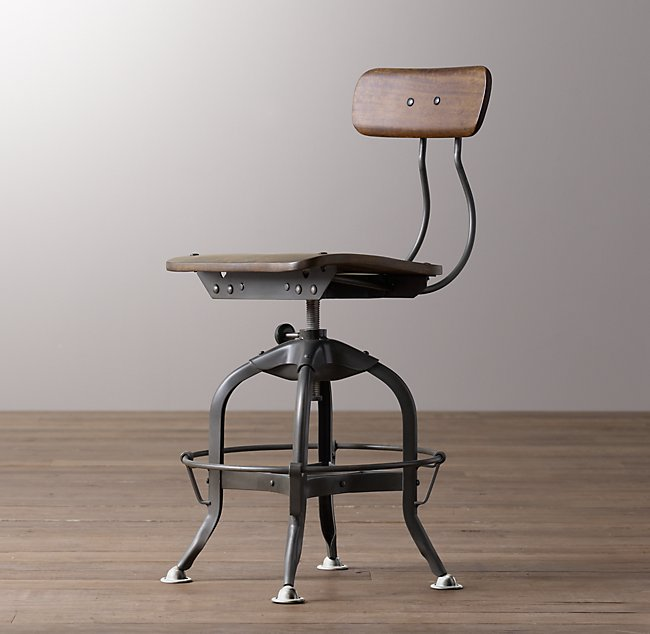 Tremendous Mini Vintage Toledo Chair Steel Gmtry Best Dining Table And Chair Ideas Images Gmtryco