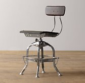 Mini Vintage Toledo Chair - Chrome
